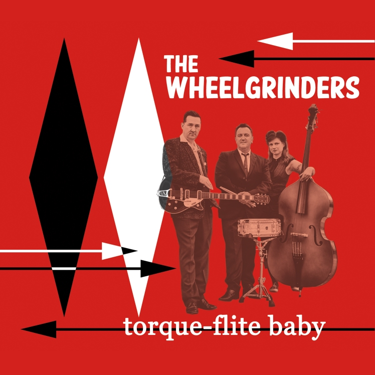 The Wheelgrinders_Album Cover