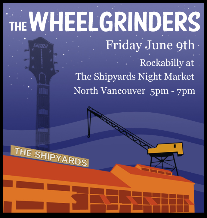 The Wheelgrinders_Shipyards Concert Poster_ June 9 2017_IG