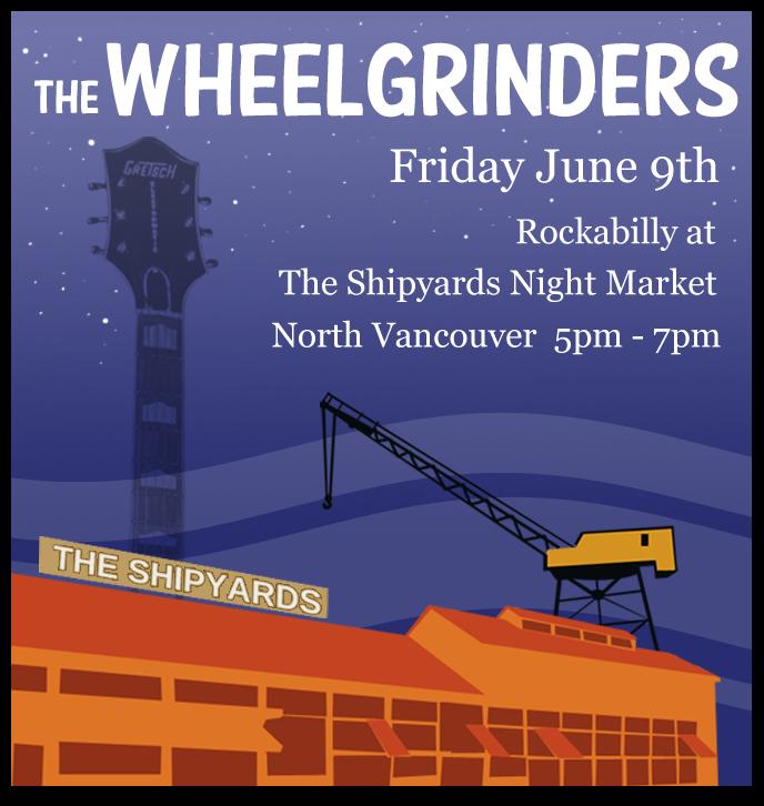 The Wheelgrinders_Shipyards Concert Poster_ June 9 2017_IG