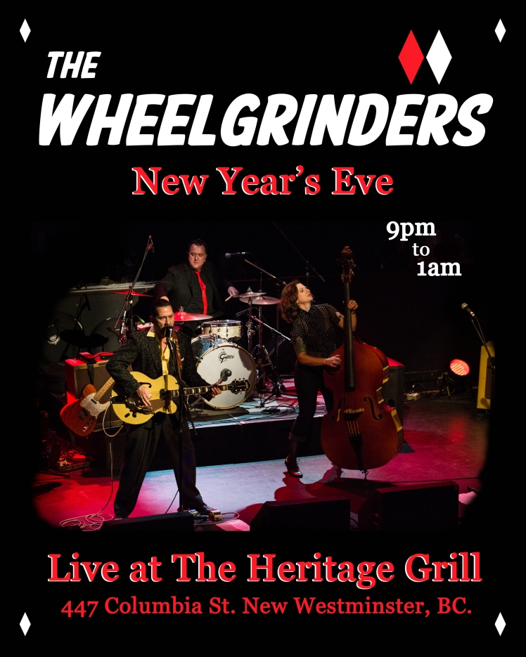 WG_The Heritage Grill_NYE 2017