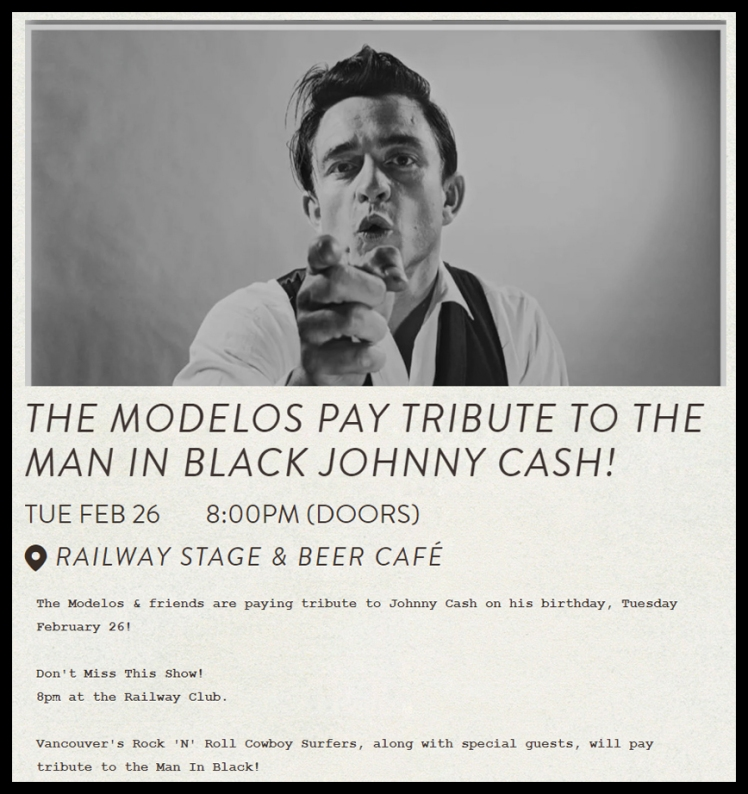 Modelos_Johnny Cash