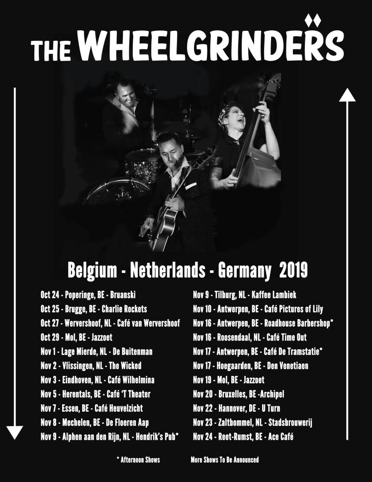 Euro Tour 2019